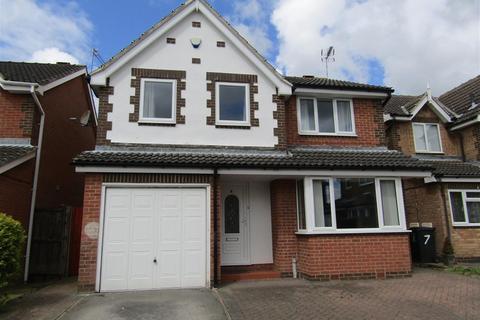 4 bedroom detached house to rent - Aspen Court, Gainsborough, DN21 1FG
