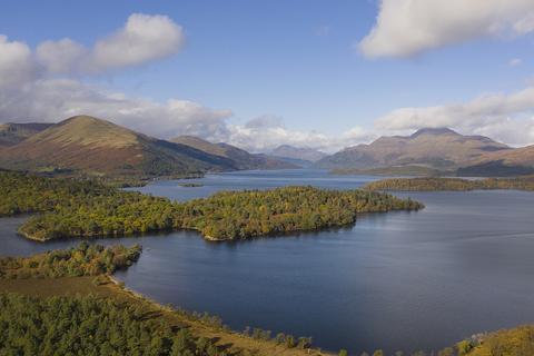 Land for sale - Luss, Loch Lomond, G83.