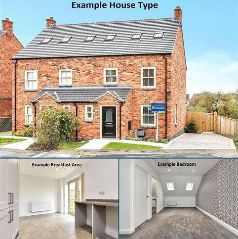 3 bedroom semi-detached house for sale - Longcliff Hill, Old Dalby, Melton Mowbray