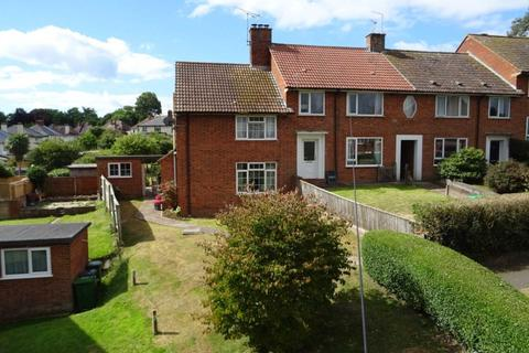 2 bedroom end of terrace house for sale - Moorfield Road, Exmouth