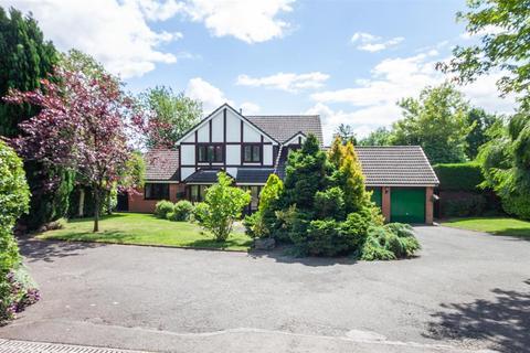 4 bedroom detached house for sale - Rake Hill, Burntwood, WS7 9DE
