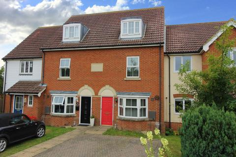 3 bedroom terraced house for sale - Barley Way, Ashford, Kent, TN23 3JA