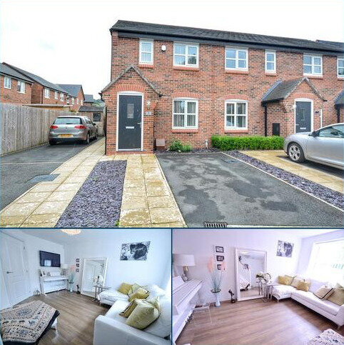 2 bedroom end of terrace house for sale - Barley Close, Whalley, BB7