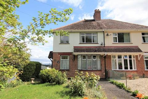 3 bedroom semi-detached house for sale - Bradley Road, Newton Abbot, TQ12