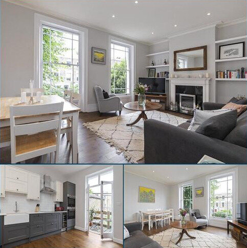 2 bedroom flat for sale - Southgate Road, London, N1