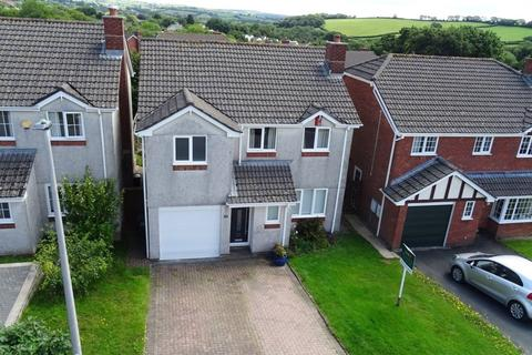 4 bedroom detached house for sale - Holtwood Drive, Ivybridge