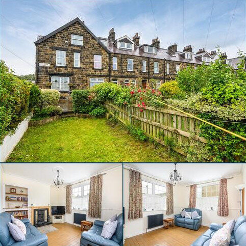 4 bedroom end of terrace house for sale - St Clair Street, Otley