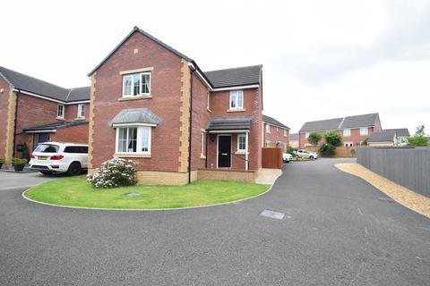 4 bedroom detached house for sale - 18 Rhodfa Cnocell Y Coed, Broadlands, Bridgend, Bridgend County Borough, CF31 5FS