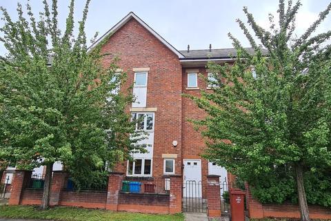 4 bedroom terraced house for sale - Chorlton Road,  Hulme, Manchester, M15 4JG