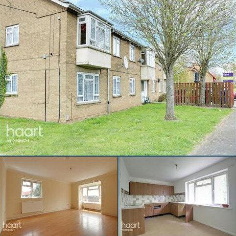 2 bedroom flat for sale - Kinderley Road, WISBECH
