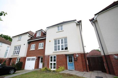 4 bedroom house to rent - Oak Tree Drive, Guildford, GU1