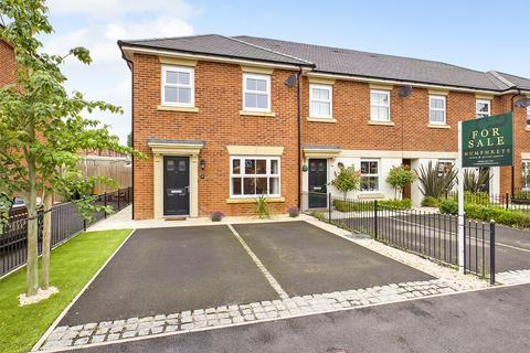 3 bedroom end of terrace house for sale - Alanbrooke Road, Saighton, Chester