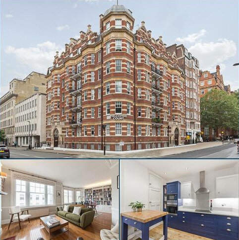 3 bedroom flat for sale - Dorset Square, London, NW1