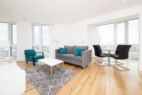 2 bedroom apartment to rent - Sky View Tower, 12 High Street, Stratford, London, E15