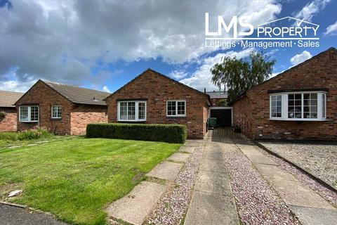 2 bedroom bungalow to rent - Russell Road, Winsford