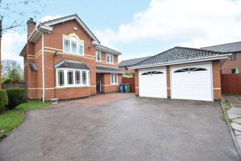 4 bedroom detached house to rent - Julius Hill, Warfield, Bracknell, Berkshire, RG42
