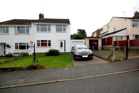 3 bedroom semi-detached house for sale - Uplands Avenue, Connah's Quay