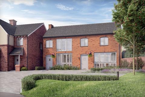 2 bedroom semi-detached house for sale - Barston Lane, Barston