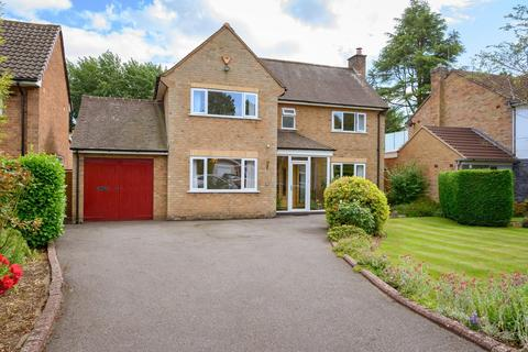 3 bedroom detached house for sale - Rodborough Road, Dorridge
