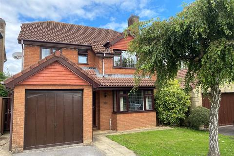 4 bedroom detached house to rent - Brutton Way, Chard, Somerset, TA20