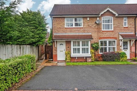 2 bedroom end of terrace house for sale - Woodberry Drive, Walmley, Sutton Coldfield