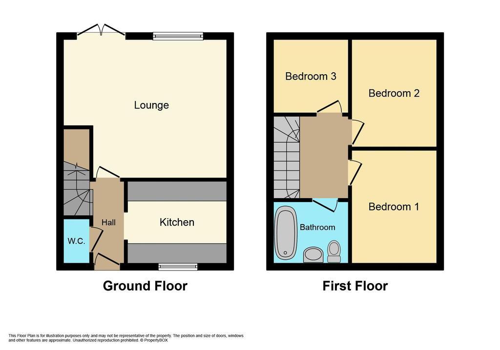Floorplan: Elliott Close...