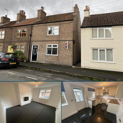 2 bedroom end of terrace house to rent - York Road, Little Driffield