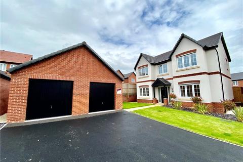 4 bedroom detached house for sale - Plot 130 Damstead Park, Eachwells Lane