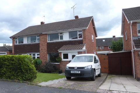 3 bedroom semi-detached house for sale - Seaton Road, Wigston