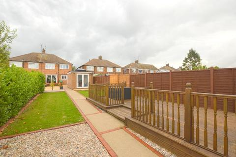 3 bedroom semi-detached house for sale - Rossfold Road, Sundon Park, Luton, Bedfordshire, LU3 3HJ