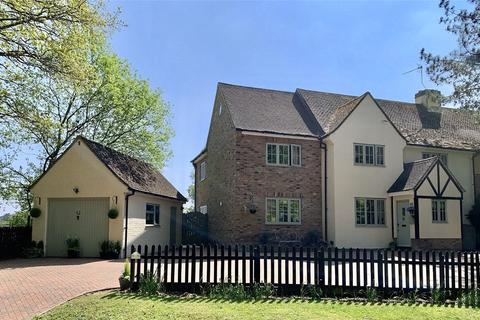 4 bedroom semi-detached house for sale - Folly Road, Inkpen, Hungerford, Berkshire, RG17