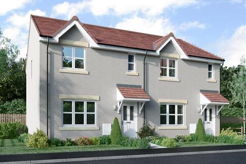 Miller Homes - Edgelaw - Plot 11, Dunbar at Gilmerton Heights, Gilmerton Station Road, Edinburgh, EDINBURGH EH17