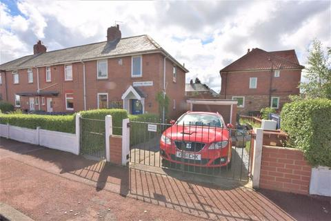 3 bedroom terraced house for sale - Holystone Crescent, High Heaton