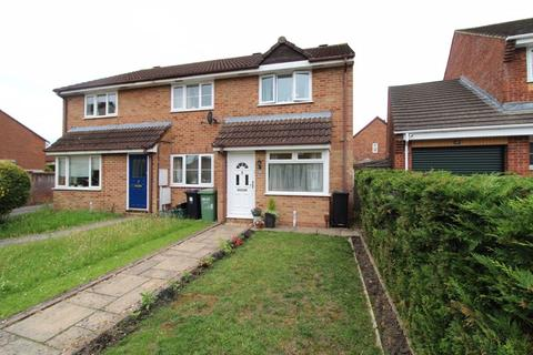 2 bedroom end of terrace house for sale - Watch Elm Close, Bradley Stoke