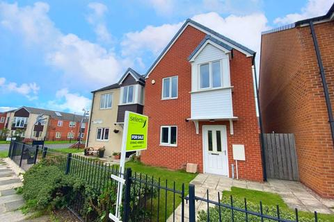 3 bedroom semi-detached house for sale - Trinity Walk, Redcar