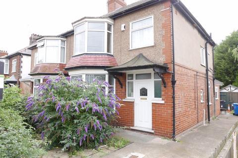 3 bedroom semi-detached house to rent - 48 Allderidge Avenue, Hull, HU5 4EQ
