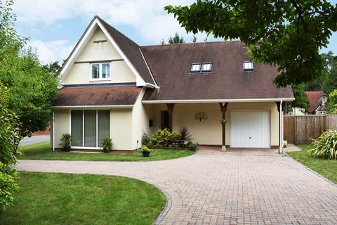 4 bedroom detached house for sale - Castleman Gardens, Ashley Heath, Ringwood, BH24