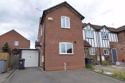 2 bedroom end of terrace house to rent - Marlborough Drive, Leamington Spa