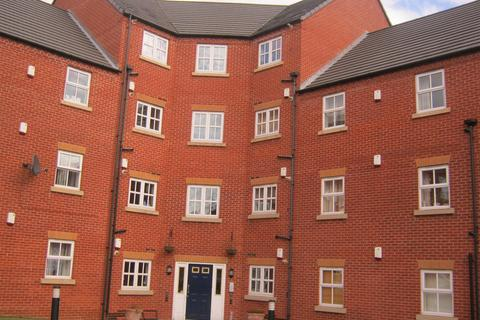 Studio to rent - Spindle Court Mansfield Nottinghamshire