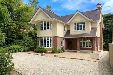 4 bedroom detached house for sale - Canford Cliffs Road, Canford Cliffs, Poole
