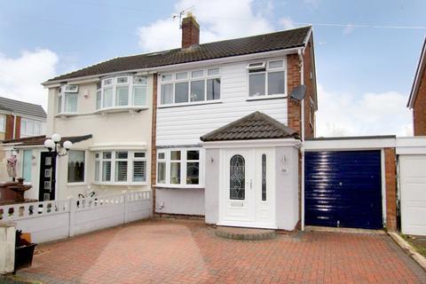 3 bedroom semi-detached house for sale - Sandringham Drive, St Helens, WA9