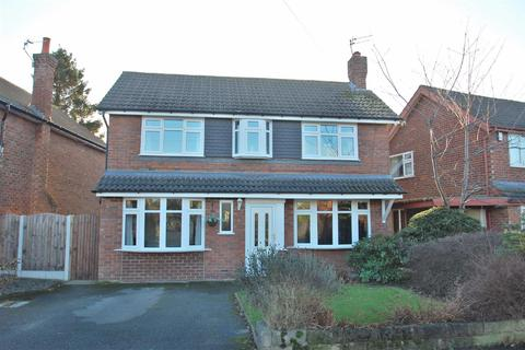 4 bedroom detached house for sale - Adelaide Road, Bramhall