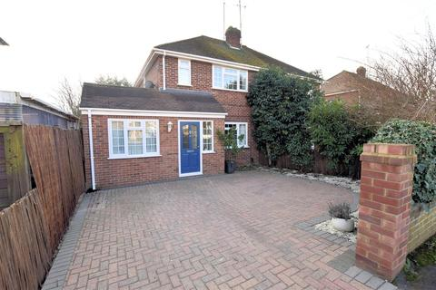 4 bedroom semi-detached house for sale - Worcester Close, Southcote, Reading