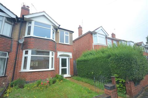 3 bedroom semi-detached house to rent - Purefoy Road, Cheylesmore, Coventry