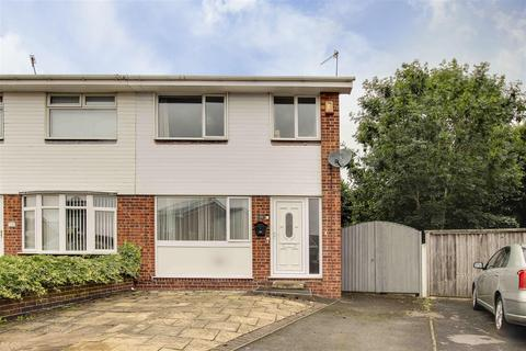 3 bedroom semi-detached house for sale - Neston Drive, Cinderhill, Nottinghamshire, NG6 8QZ