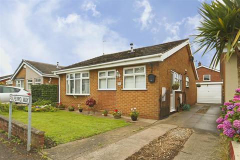 2 bedroom detached bungalow for sale - Polperro Way, Hucknall, Nottinghamshire, NG15 6JX