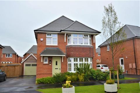 4 bedroom detached house for sale - Samuel Road, Langley Country Park, Derby
