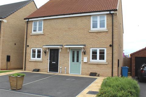 2 bedroom semi-detached house for sale - Butler Drive, Market Weighton, York