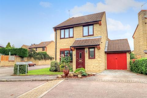 3 bedroom detached house for sale - Ron Golding Close, Malmesbury