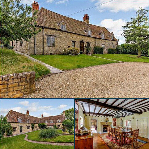 4 bedroom detached house for sale - Old Rookery Farmhouse, Hawthorpe, Bourne, PE10